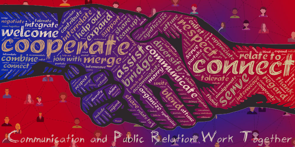 Communications and Public Relations Work Together