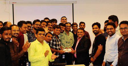 Sarin Journey (Corporate Training)