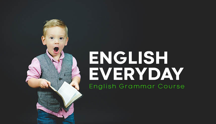 English Grammer Course 2
