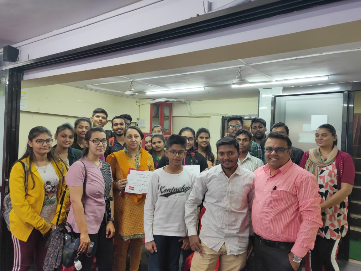 Public Speaking Competition - Sheetal Academy