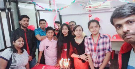 Sheetal Academy New Year Celebration