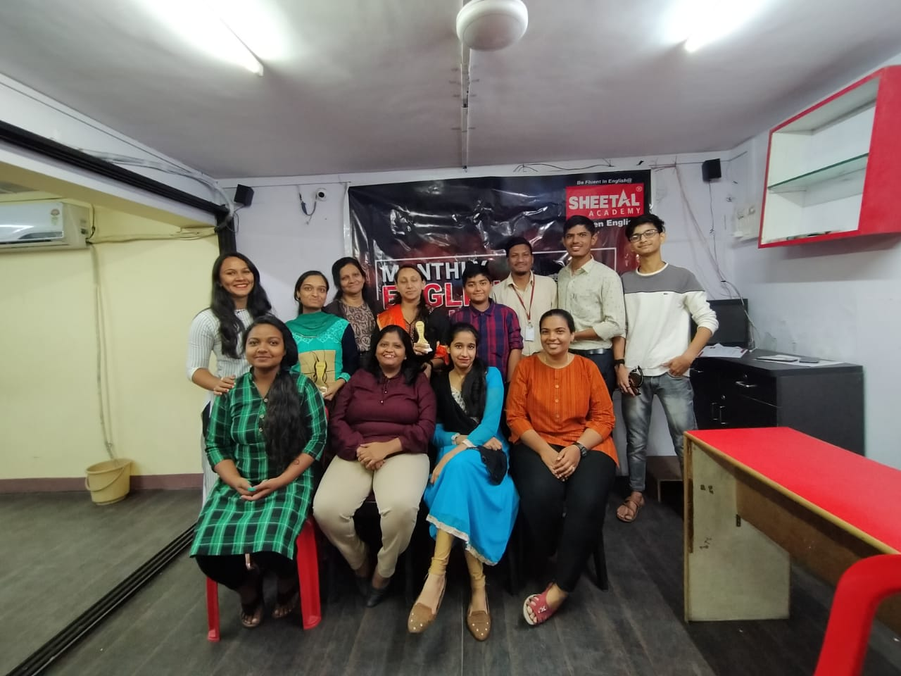 Course Completion Event - Sheetal Academy
