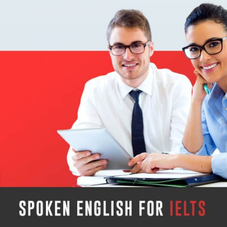 Spoken English for IELTS