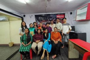 Course Completion Event by Sheetal Academy